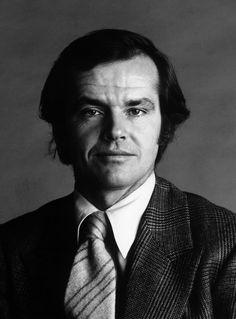 """Jack Nicholson. Me ha gustado mucho la película donde compartió roles con Diane Keaton """"Something's gotta give""""."""