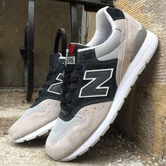 New Arrival | New Balance | MRL696KM | Black/Grey | US Men's Sizes 8-13 | $110 | Available in-store & online at MODA3.com now. #newbalance #MRL696KM #sneakers #runners #kotd #sneakers #kicks #MODA3 #streetwear #teamNB #justforkicks #igsneakercommunity