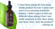 Start every day feeling your best with a pure body #detox