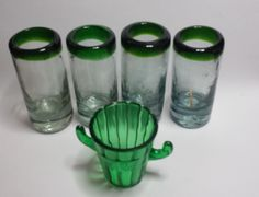 Jose Cuervo Taquila Shot Glasses Set with Lime holding cup visit our ebay store at  http://stores.ebay.com/esquirestore