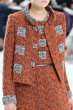 Fall 2014 Couture Chanel