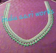 Aari Work Blouse, Beautiful Girl Drawing, Drawings, Jewelry, Fashion, Moda, Jewlery, Jewerly, Fashion Styles