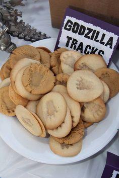 Sugar Cookie Godzilla Tracks