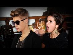 Disaster! Selena Gomez Dinner Date With Justin Bieber - YouTube