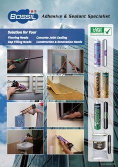 Product Poster - Bossil (Sealco Hong Kong)