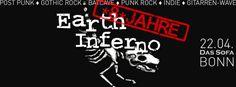 8 Jahre Earth Inferno @ Das Sofa   Bonn   Nordrhein-Westfalen   Deutschland
