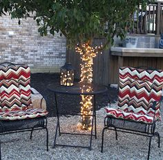 Spruce up your backyard on a budget with these cheap and easy DIY backyard ideas. From patio ideas to landscaping ideas, there are plenty of DIY projects to choose from that are guaranteed to work for big and small yards. Backyard For Kids, Backyard Patio, Backyard Landscaping, Backyard Ideas, Patio Ideas, Landscaping Ideas, Firepit Ideas, Diy Patio, Christmas Lights Etc