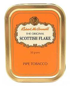 McConnell Scottish Flake 50g tin