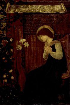 Sir Edward Burne Jones - 1861 .