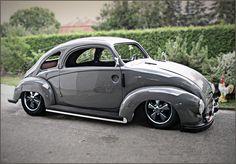 Kohlruss coach-built VW.