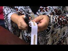 Mulher.com 22/12/2014 Regiane Tartari - Tiaras para criança - YouTube