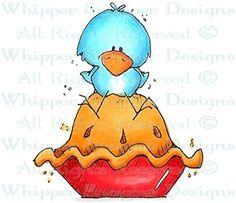 Tweetie Pie - Birds - Animals - Rubber Stamps - Shop