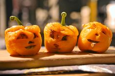 Jack-O'-Peppers