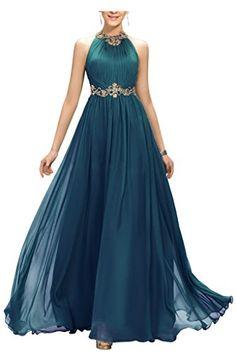 Ellames Beaded Long Chiffon Bridesmaid Dress Jewel Prom E... https://www.amazon.com/dp/B01MYUZQP7/ref=cm_sw_r_pi_dp_x_G1INybDKCZVNB