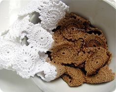 tea and coffee stained fabric - Google Search