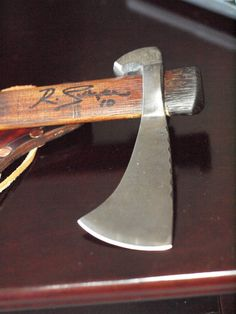 Review Butches Forge Railroad Spike Tomahawk - Page 2                                                                                                                                                                                 More