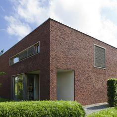 GMF Architecten - Vrijstaande woning L te Kontich (2004)