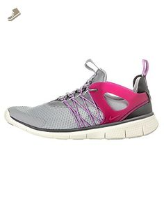 57661e72258a Nike Womens Roshe One Retro Green Pink Mesh Trainers 7.5 US - Nike sneakers  for women ( Amazon Partner-Link)