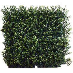 Greensmart Decor Spring Mix Artificial Foliage Panels (Set of 4) - Overstock Shopping - Great Deals on Greensmart Decor Silk Plants