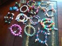 Bracelets for best friend's hen party.