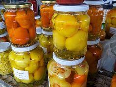 Cómo esterilizar botes de conservas | Recetas de Cocina Casera - Recetas fáciles y sencillas Yummy Veggie, Veggie Recipes, Diet Recipes, Healthy Recipes, Tapas, Food Lab, Fermented Foods, Antipasto, Chutney