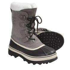 Sorel Caribou II Winter Boots - Waterproof (For Men) in Shale