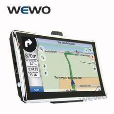 Best Sellers $41.71, Buy New 7 inch GPS Navigation FM 4GB/128M DDR/800MHZ Map Free Upgrade Russia/Belarus/Spain/ Europe/USA+Canada/Israel navigator