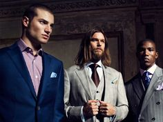 Custom Suits | Bespoke Suits | Men's Custom Made Suits and Shirts | Astor & Black