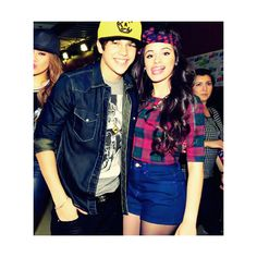 8 Reasons Austin Mahone and Camila Cabello Need to Date, Like, Now ❤ liked on Polyvore