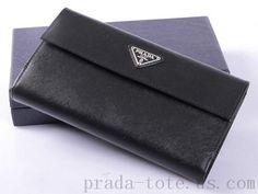 69b2f098fb3c80 61 Awesome Prada Long Wallets images | Long wallet, Prada men, Prada ...