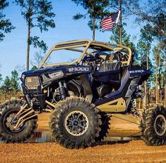 Lifted RZR XP1000