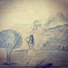 #karakalem #okulsırası