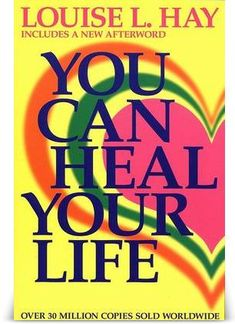 """""""You can heal your Life"""", Louise Hay This was the first book I read when I began my recovery from panic attacks. I read it many times I agree with almost everything she says in this book. It's a good insightful read for inspiration answers a lot questions about mental and physical health. Thank You Louise Hay"""