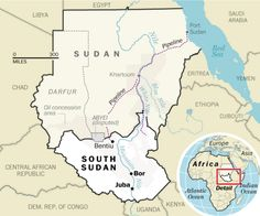 9 questions about South Sudan you were too embarrassed to ask - The Washington Post