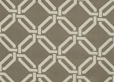 Geometric Lattice Fabric by the Yard-Clay