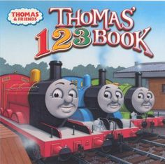 Cover image for Thomas' 123 Book (Bound for Schools & Libraries)