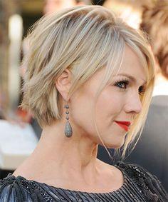 Jennie Garth ShortCropped Hair