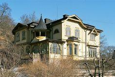 Lista över byggnadsminnen i Stockholms län – Wikipedia