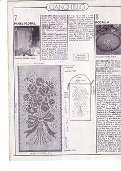 ganchillo artistico 199 - gisela sousa - Picasa Web Albums