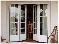 modelos de puertas de aluminio y vidrio Partition Door, Room Divider Doors, Office Partitions, Backyard Door, Garage Guest House, Classic Doors, Villa, Facade House, Patio Doors