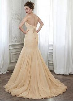 Vbridal - New Arrivals Trumpet/Mermaid Ruffle Wedding Dresses, Wedding Dresses…