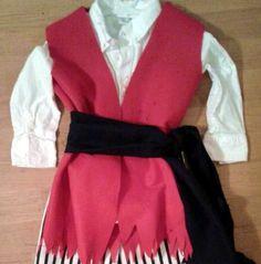 01 vest with sash