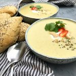 Sund broccolisuppe Snack Recipes, Healthy Recipes, Snacks, Broccoli Soup, Always Hungry, Dinner Is Served, Frisk, Lchf, Food Inspiration
