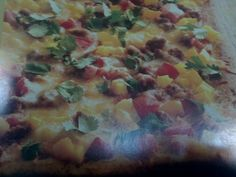 What for Dinner ? Taco Casserole. - News - Bubblews