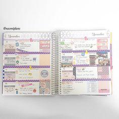 This weeks spread complete in my @erincondren horizontal life planner! #ec #eclp…