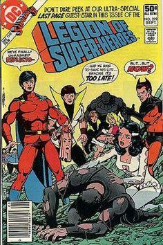 Legion of Superheroes Comic Covers - Yahoo Image Search Results Dc Comic Books, Comic Book Covers, Comic Art, Gi Joe, Dc Comics, Legion Of Superheroes, George Perez, Steve Ditko, Fantasy Comics