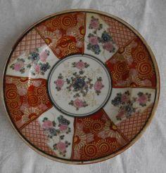 Antique Japanese Meiji Period Kutani Porcelain by 88AsianAntiques, $9.99