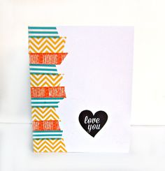 friendship card, friendship cards, friend card, card for friend, encouragement card, thinking of you card, inspirational card, handmade card by SunnySkyeCrochet on Etsy