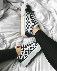 Vans Checkerboard Old Skool Sneaker from Love Saved to Shoes. Shop more products from Love on Wanelo. Sock Shoes, Cute Shoes, Me Too Shoes, Shoe Boots, Shoes Heels, Ankle Boots, Trendy Shoes, Casual Shoes, Vans Sneakers