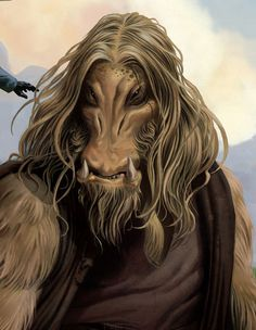 K'Kruhk - Whipid Jedi Master who fought during the Clone Wars and survived the Great Jedi Purge. He lived from around the end of the Galactic Republic to the time of the One Sith and the Second Imperial Civil War.